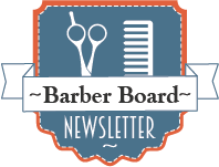 Barber Board Newsletter